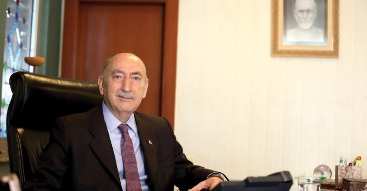 Dergimizin kapak konuğu : Güneydoğu Cam Sanayi Yönetim Kurulu Başkanı Mehmet Hanifi Haratoğlu...