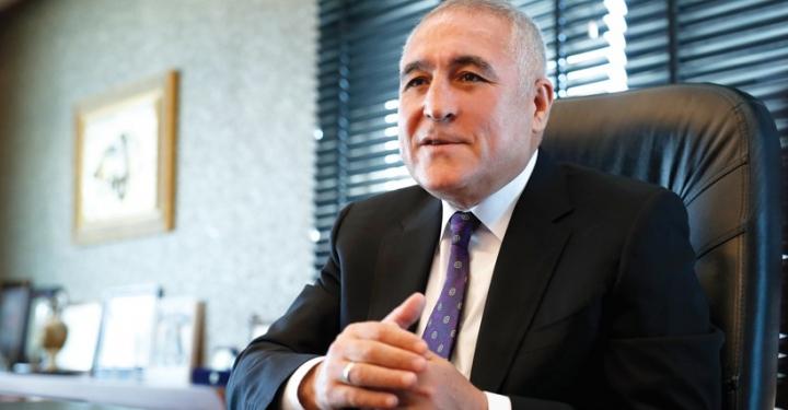 Dergimizin bu sayıdaki kapak konuğu G.ANTEP OSB Başkanı Cengiz Şimşek..