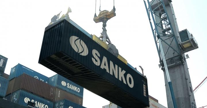 SANKO'NUN İHRACAT BAŞARISI