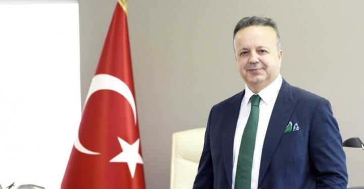 Dergimizin bu sayısında kapak konuğumuz TİM Başkanı İsmail Gülle..